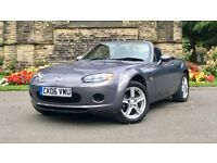 2006 MAZDA MX5 1.8 CONVERTIBLE ROADSTER, FULL MOT, LOW MILES, SERVICE HISTORY, IMMACULATE CONDITION