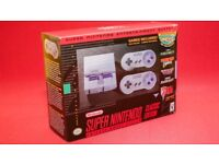 Mini SNES - bought an extra one