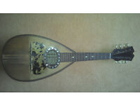 Antique Bowl Back Mandolin - Domenico Zanoni. High Quality for decoration or refurb