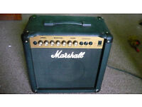 Marshall G15RCD 45w amplifier