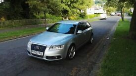 2010 AUDI A6 Avant 2.0 TDI 170bhp S Line Manual ONLY 86k miles!!! Estate not 520d 530d