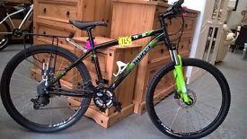sunn travis great quality lightweight adult mountain bike