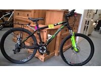 sunn travis great quality lightweight adult mountain bike