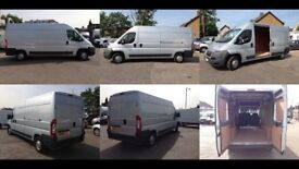 24/ HOUSE REMOVALS AND DELIVERY SERVICE ###FAST FRIENDLY AND EFFICIENT*** MAN AND VAN HIRE****