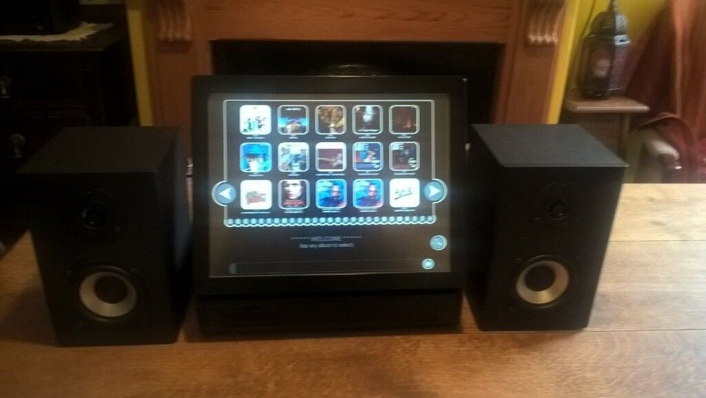 TABLETOP DIGITAL TOUCHSCREEN JUKEBOX + INTEMPO ACTIVE SPEAKERS | in Wells  Road, Bristol | Gumtree