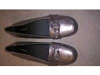 Ladies shoes never worn. M & S Footglove brand 4 1/2 - 37 1/2
