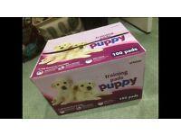 90 puppy pee pads