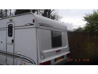 4 berth elddis in vgc reduced for quick sale