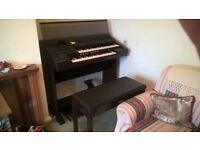Yamaha Electone EL-40 secondhand in excellent condition buyer to collect in Upminster