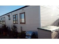 Static Caravan for sale on chapel hill caravan park and marina