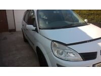 RENAULT GRAND SCENIC 2008 1.5 DCI SOUTHERN REG