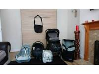 Mothercare Trenton Deluxe Travel System