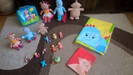 In the Night Garden Bundle of Toys