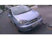Automatic Chevrolet Tacuma 2006. Mileage 56000. £550