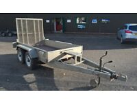 Used Plant Trailer 8x4 2.6T