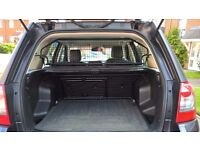 Dog Guard Freelander 2 serial no LR002521