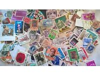WORLD STAMPS FOR SALE.