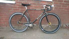 Classic Raleigh Record Sprint Fixie/single speed.