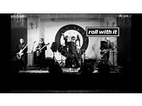 ROLL WITH IT - THE ULTIMATE OASIS TRIBUTE (NI/Irelands)No1 OASIS TRIBUTE)