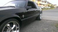 1992 Ford Mustang FULLY RESTORED Coupe (2 door)