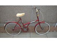 Raleigh Twenty R20 Sigma vintage Shopper bike