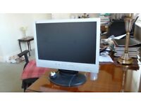 "19"" PC Monitor, Viewsonic VA1912W Flat Screen"