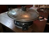 James Martin Electric Wok