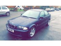 BMW 3 SERIES 1.9 318i 5dr (Full Service)