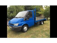 Ford transit pant truck/ recovery