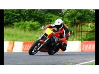 SUZUKI SV650 TRACK/RACE BIKE