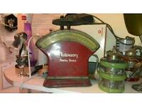 Autoway Accurate Analogue Vintage Postal Scales