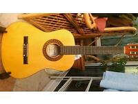 Herald small Guitar model no. HL34