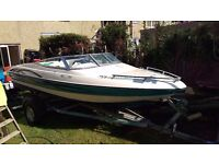 Fletcher Arrowflash 1999 Mercury 75hp Speedboat, Power boat