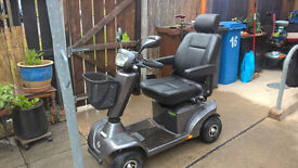 Sterling S425 mobility scooter 10mnth old