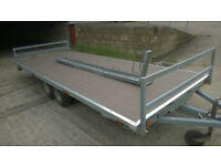 Superb twin axle trailer for sale!!