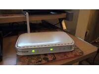 Netgear DG834 v3 ADSL Modem Router