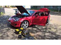 TOP SPEC RX8 DRIFT CAR PROJECT