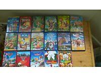 DVD film packages - 1st Bundle