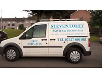 steven foley painter and decorator(please read full add before contacting)