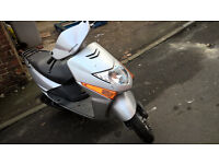 Reduced!! Honda Scooter SCV 100 Lead 2004 (54 Plate) only 4959 miles