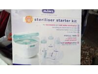 Sterilizer starter kit