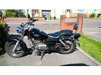 Suzuki Marauder GZ 125 10 reg Learner Legal Fuel Injection