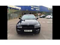 BMW X6 35i Petrol LOW MILEAGE FULL SERVICE HISTORY DAMAGED REPAIRED LONG MOT QUICK SALE NO VAT