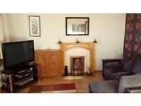 1 bedroom flat in Bucksburn, driveway parking, fully furnished.
