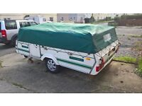 pennine folding camper , 2001 , good condition, well looked after sorry to see it go £2000 ovno ,