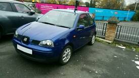 Seat Arosa Automatic Full Service history, low mileage