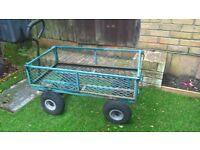 Festival Wagon Cart Kart Garden Truck