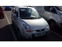 Chevrolet matiz for sale low miles