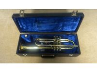 Blessings Scholastic Trumpet Ready to Play 7C Mouthpiece