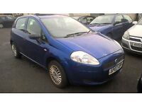 2007 NEW SHAPE FIAT PUNTO 1.2 CHEAPER PX WELCOME £995